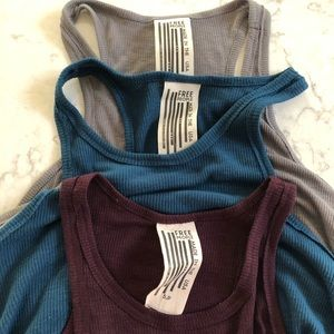 *Top Bundle* 3 FP Swing Tanks and 1 MADEWELL   S